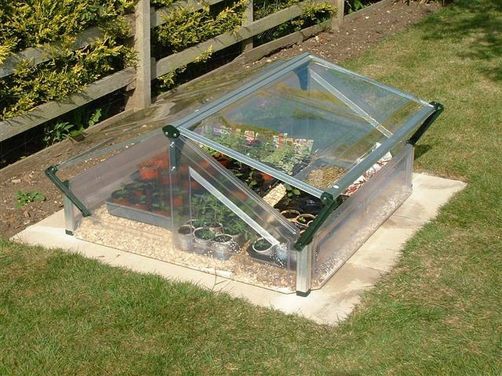 Double Cold Frame - HG3300