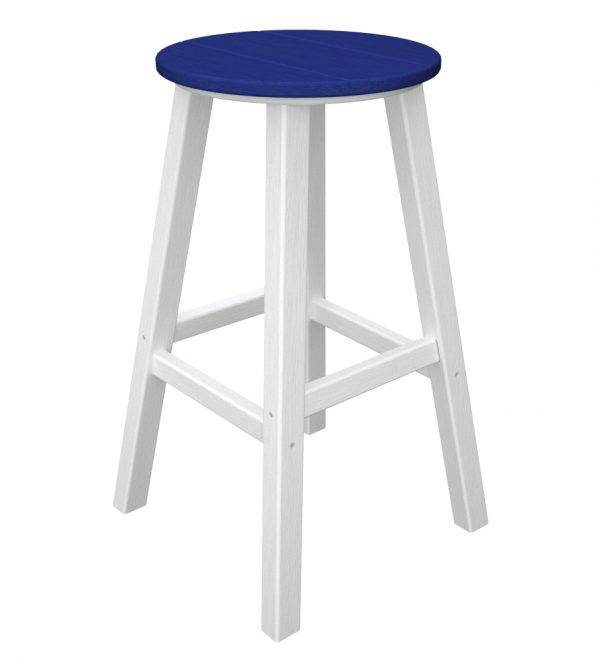 Counter Height Outdoor Stools : Contempo Counter Height Bar Stool - Recycled Outdoor Furniture ...