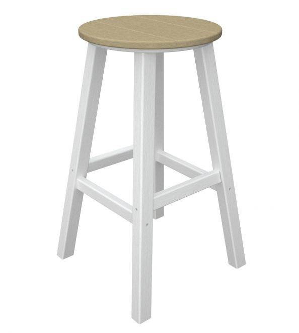 Contempo Counter Height Bar Stool Recycled Outdoor