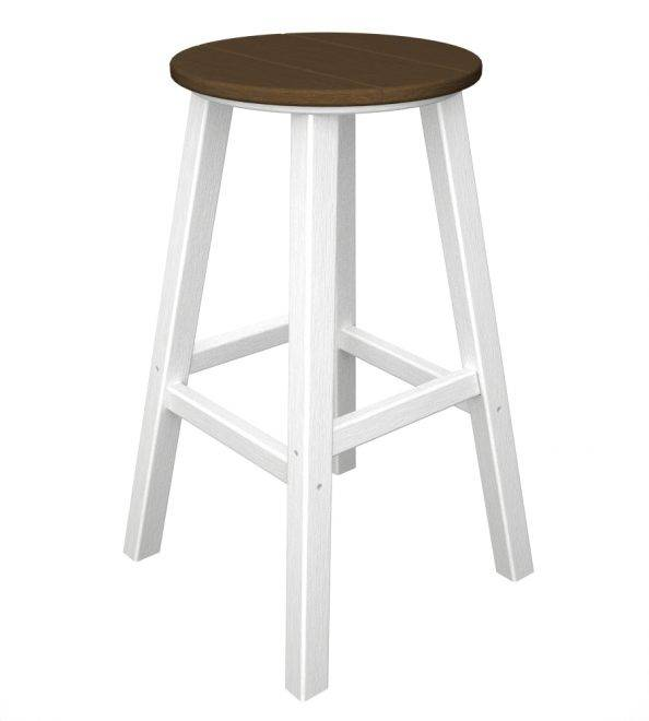 Contempo Counter Height Bar Stool - Recycled Outdoor Furniture ...