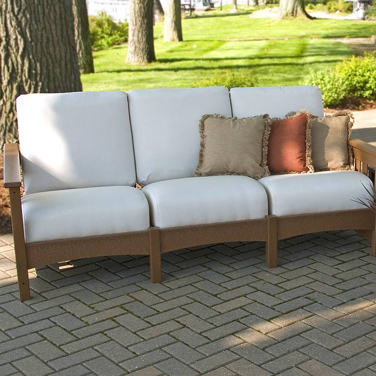 Club Mission Sofa Recycled Outdoor Furniture CMC71