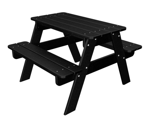 Polywood Kid Picnic Table Recycled Outdoor Furniture Kt30