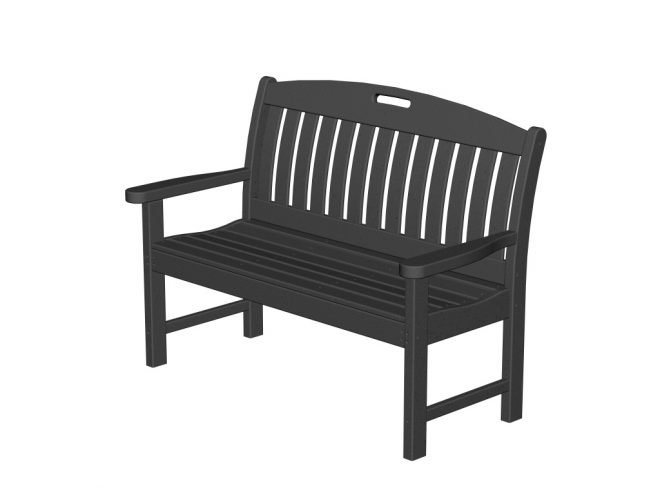 Nautical Bench Recycled Outdoor Furniture Nb48 60