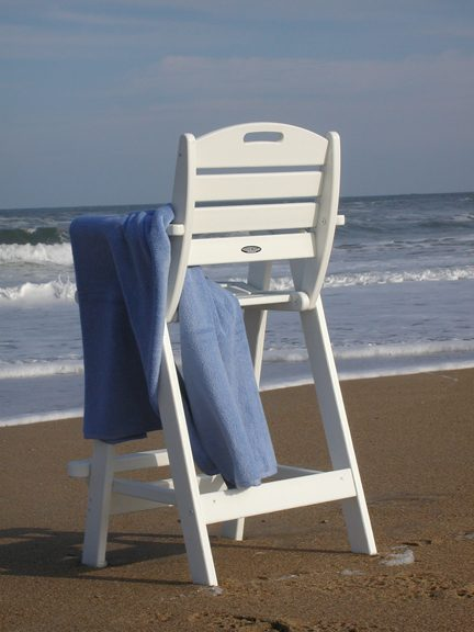 Nautical All Weather Chair Recycled Outdoor Furniture