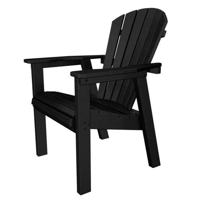 adirondack dining chair plan