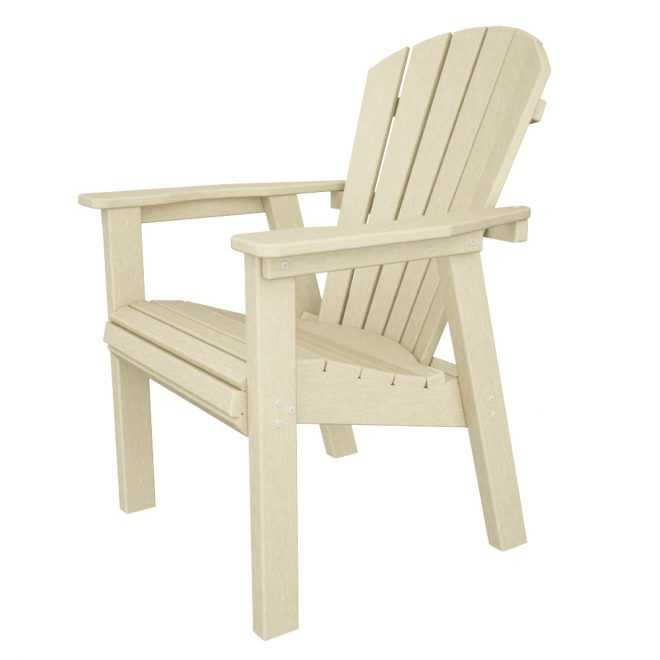 adirondack dining chair plan
