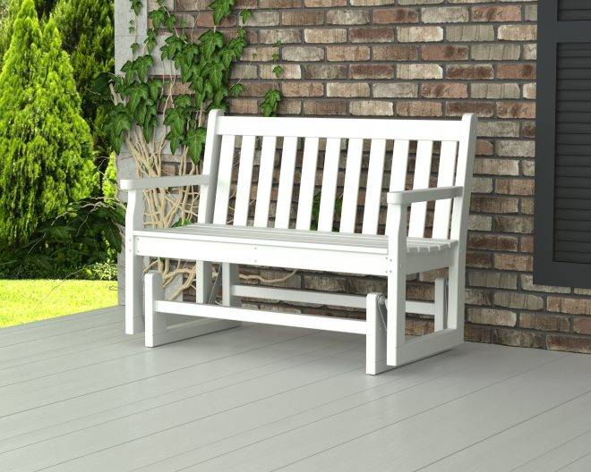 Woodwork Outdoor Glider Bench Plans PDF Plans