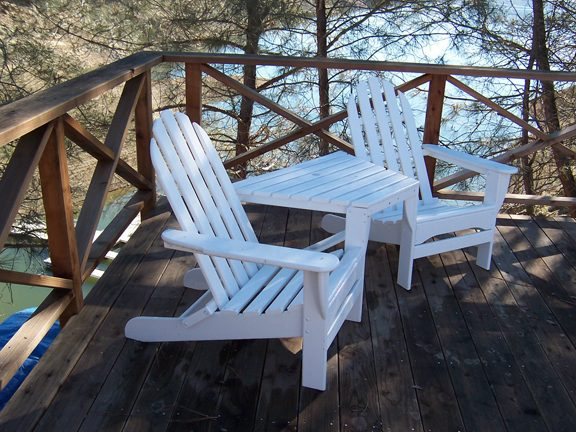 Polywood Tete A Tete Tt4040 Classic Adirondack Recycled Outdoor Furniture By Poly Wood Inc