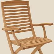Admiral Folding Chair