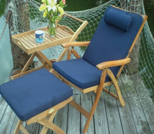 patio chairs with footrests styles. Black Bedroom Furniture Sets. Home Design Ideas