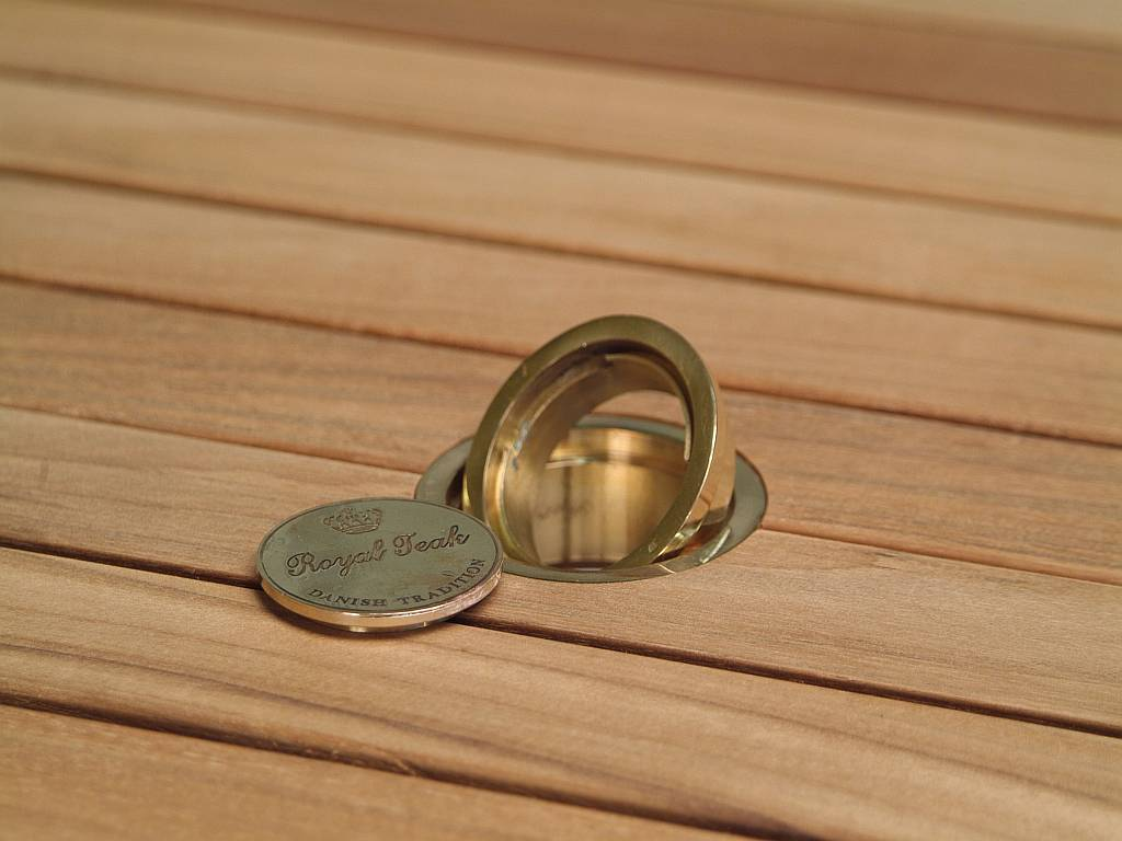 Brass Fitting Umbrella Hole