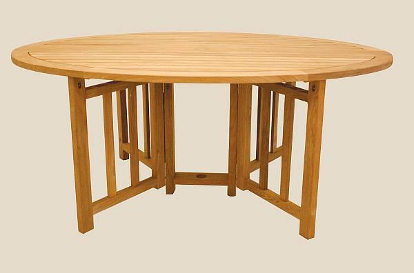 Oval Flip Table Dlt5