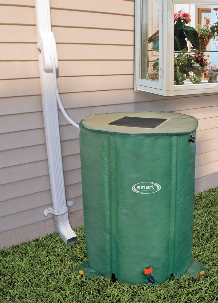 Garden Rain Barrel 60 Gallon Rb6000