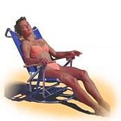 Swivel Beach Chairs