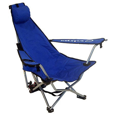 Recline Backpack Folding Beach Chair 80009