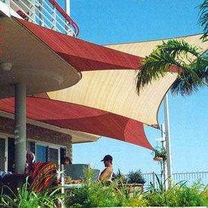 Shade Sails Designs