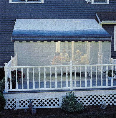 Retractable Awnings & Outdoor Window Awning
