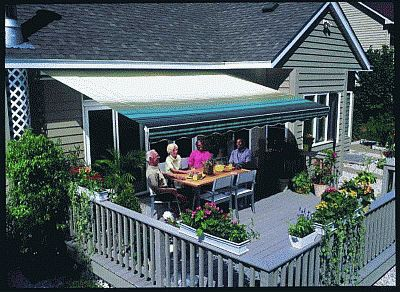 Retractable Awnings Amp Outdoor Window Awning