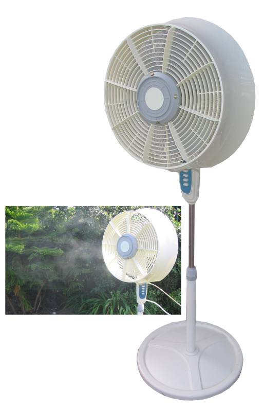 Outdoor Misting Fans : Outdoor misting fan cool u