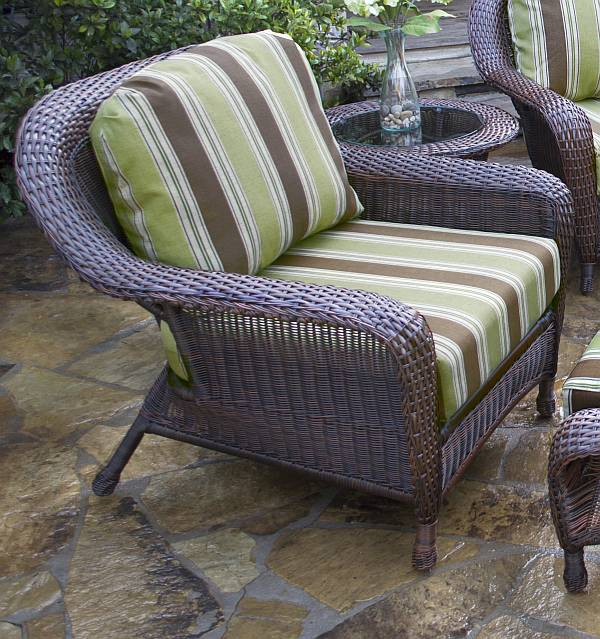 Beautiful Tortuga Lexington Club Chair