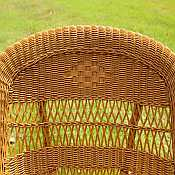 Chair Back Weave