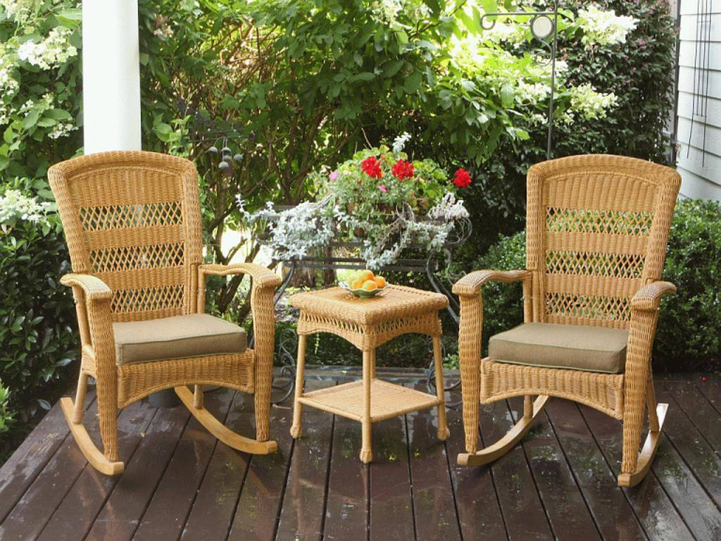 Portside Plantation Rocker 3 Pc Set Psr2 C