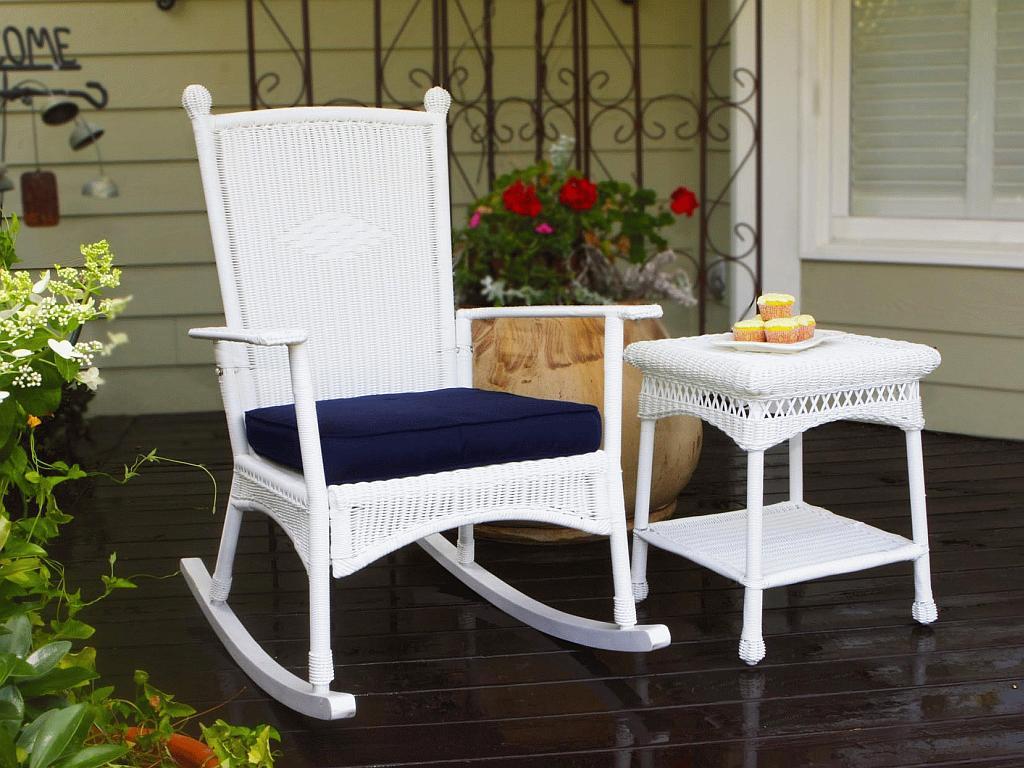 Wicker Rocker Chair Cushions Chair Pads Amp Cushions