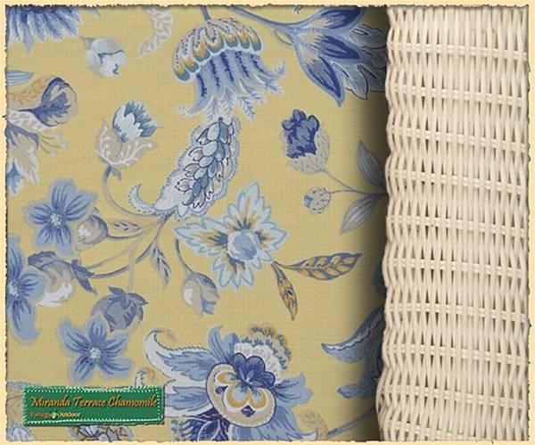 Coastal White Portside Set Cushion Patterns