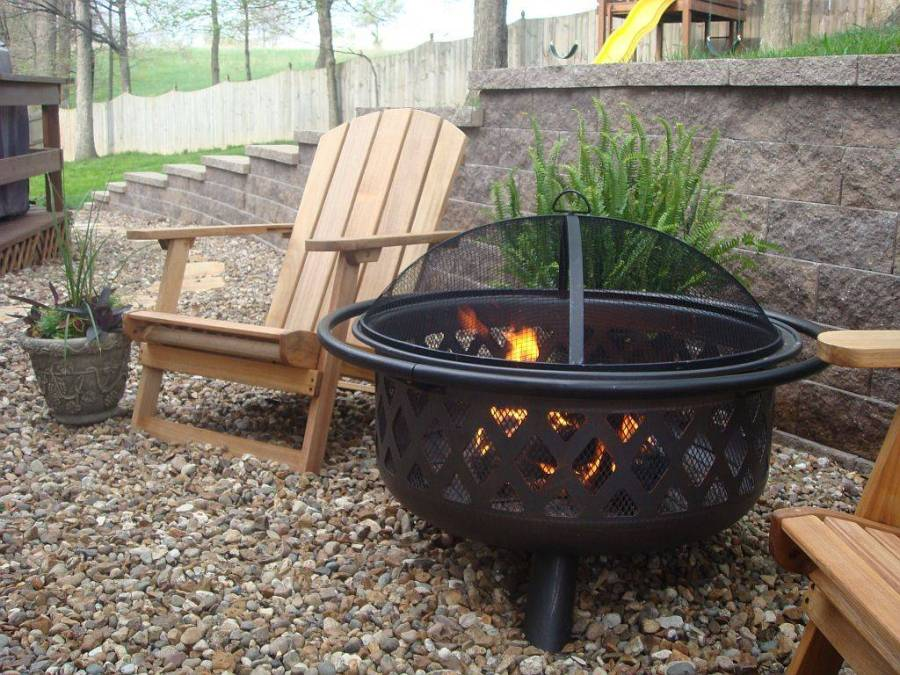Outdoor Fireplaces, Chimineas, Fire Bowls, and Fire Pits