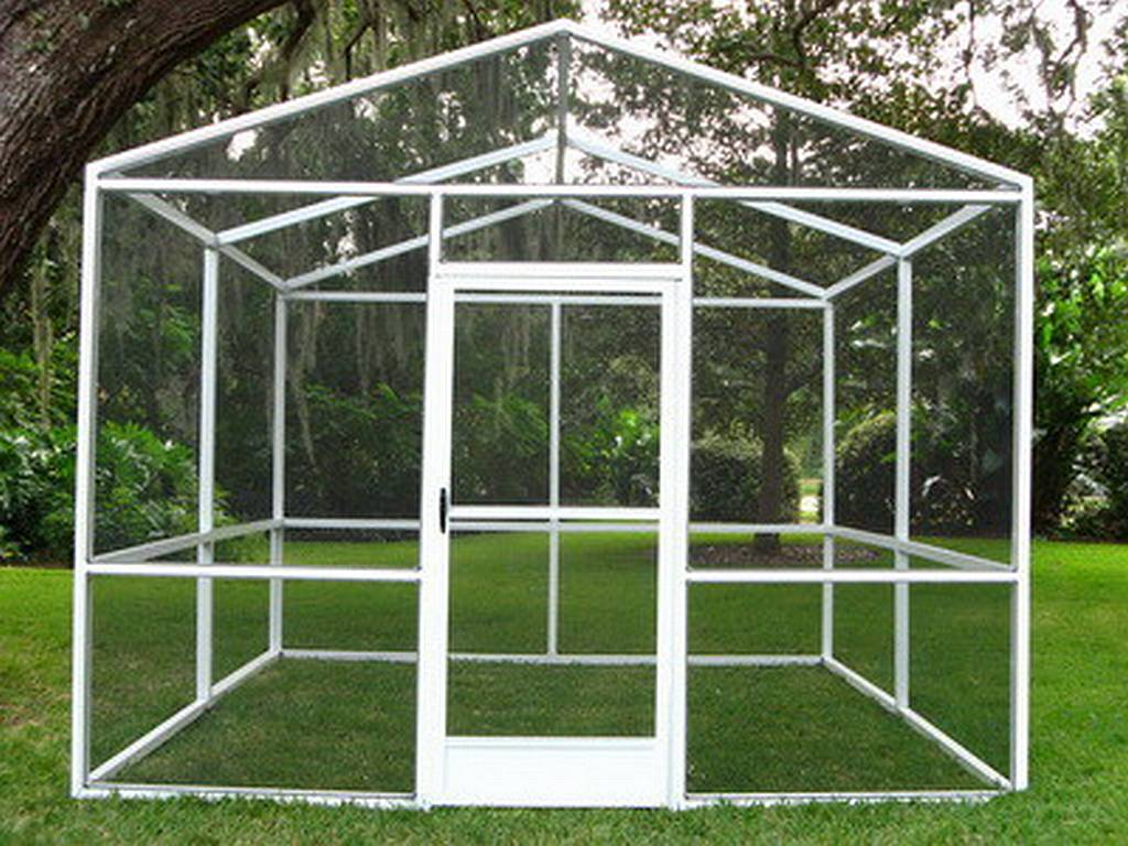 Screen Porch Enclosures Kits 1024 x 768