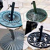 umbrella stands and bases - Patio Umbrella Base
