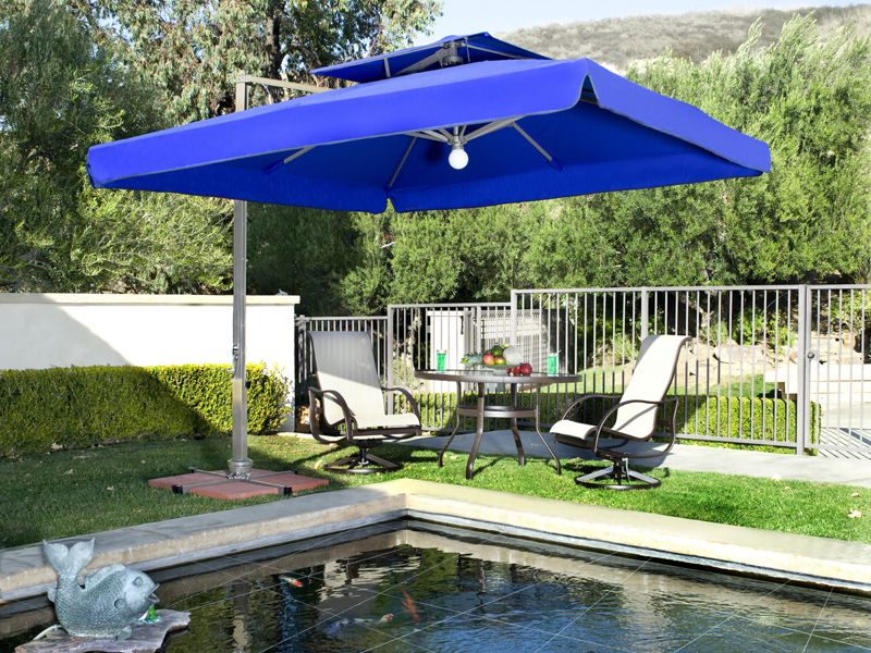 More Information About Large Offset Umbrella Cover On The Site: Http