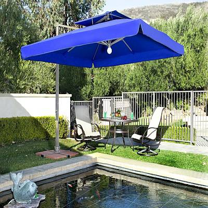 Portofino Side Post Umbrella Accessories
