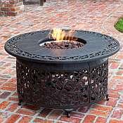 Cast Aluminum LPG-Fire-Pit-61168