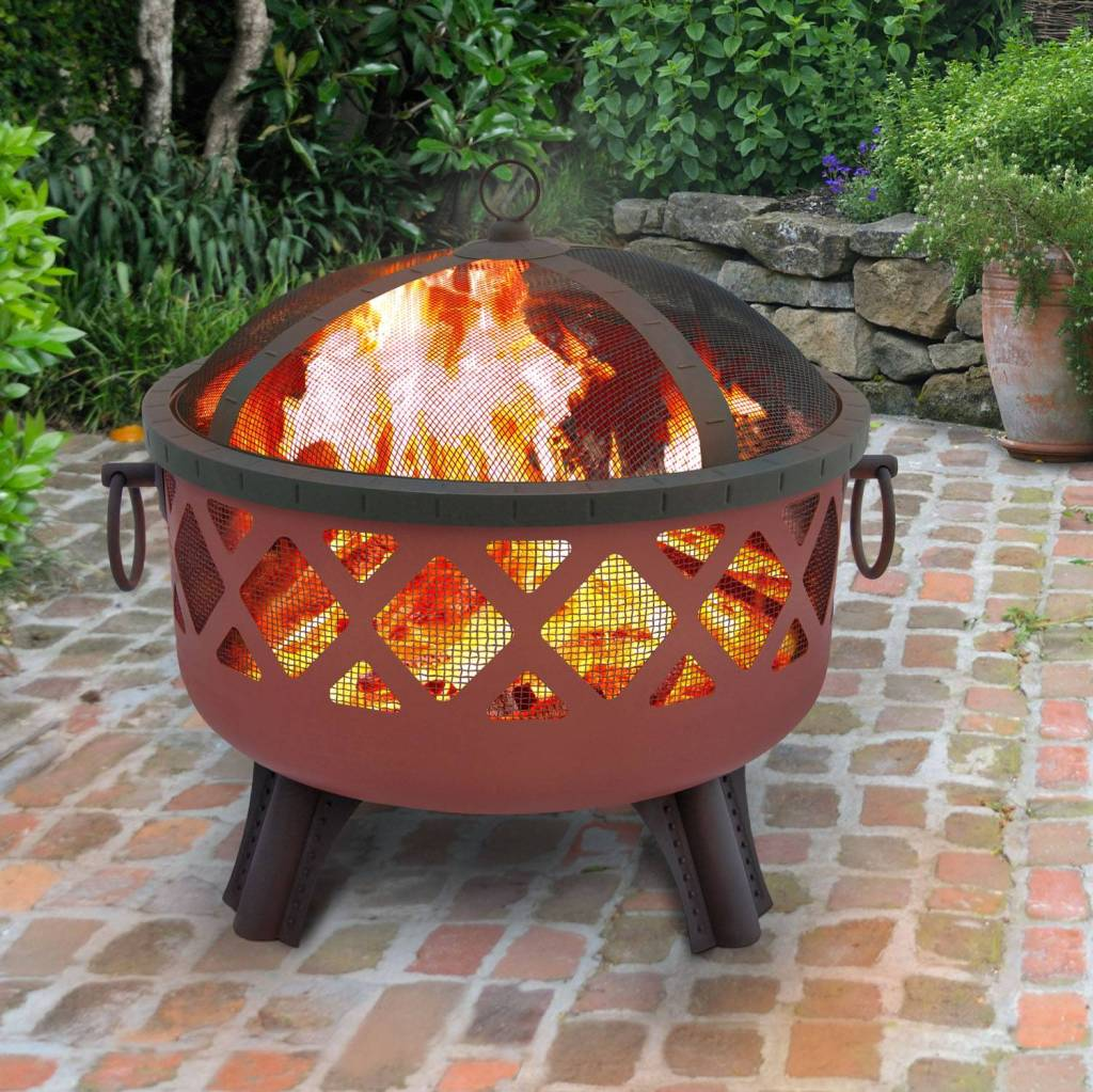 Awesome Backyard Designs with Fire Pits