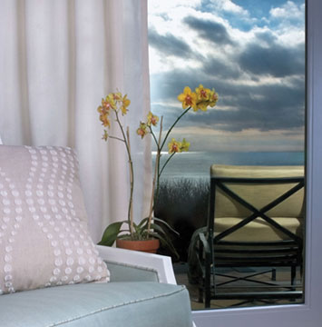 Outdoor Curtains Indoors