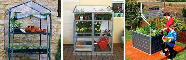 209mini Greenhouse Kits